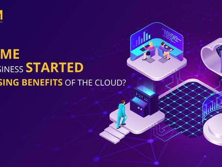 Đã tới lúc doanh nghiệp nên nên khai thác lợi ích của điện toán đám mây