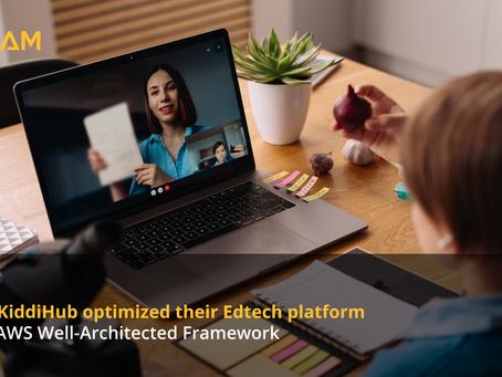 How KiddiHub optimized their Edtech platform with AWS Well-Architected Framework