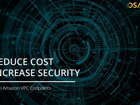 Tối ưu chi phí và tăng cường bảo mật với Amazon VPC Endpoints