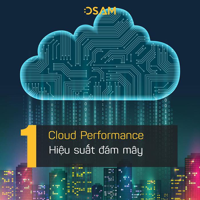 Tối ưu hóa hiệu suất đám mây