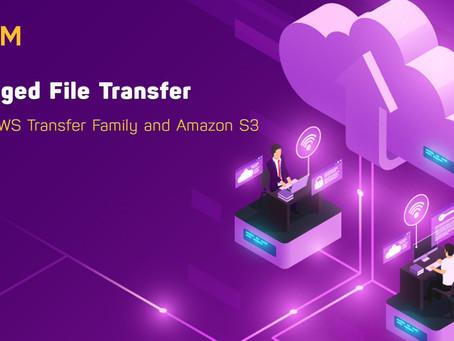 Giải pháp truyền tệp được quản lý bằng AWS Transfer Family và Amazon S3