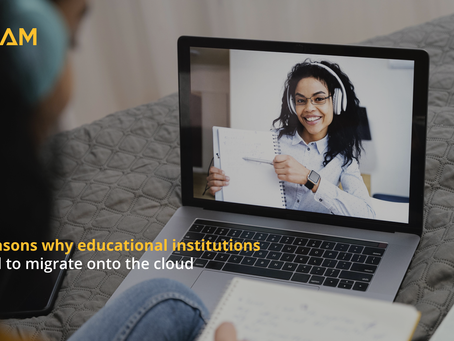 4 reasons why educational institutions need to migrate onto the cloud