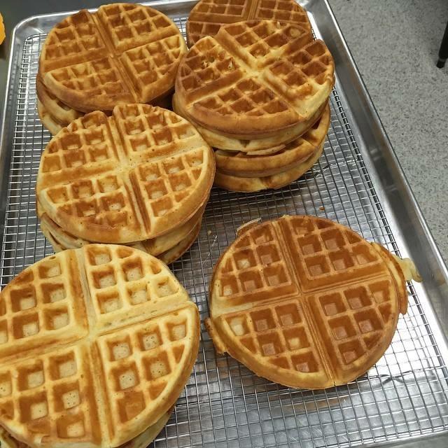 Waffles :)