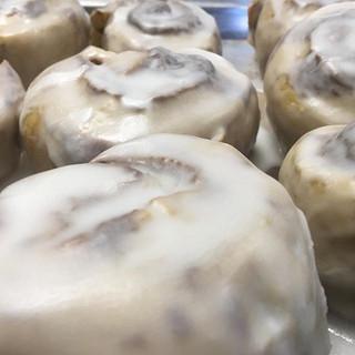 Gluten Free Cinnamon Bun(GF,DF)