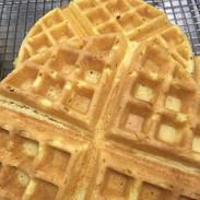 Gluten Free Waffle(GF,DF)
