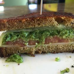 Featured sandwich
