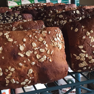 Gluten Free Honey Oat Bread(GF,DF)