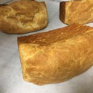 Gluten Free White Bread(GF,DF)