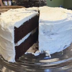 Who said cake?