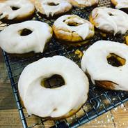 Keto Pumpkin Donut(K,GRF,DF)