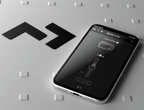 Convenient CFX3 App