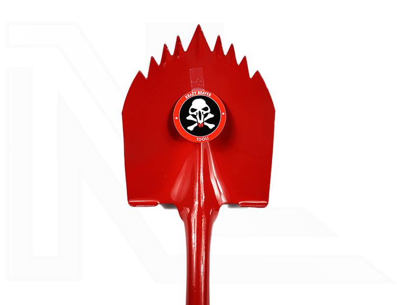 Super Shovel Red/Black