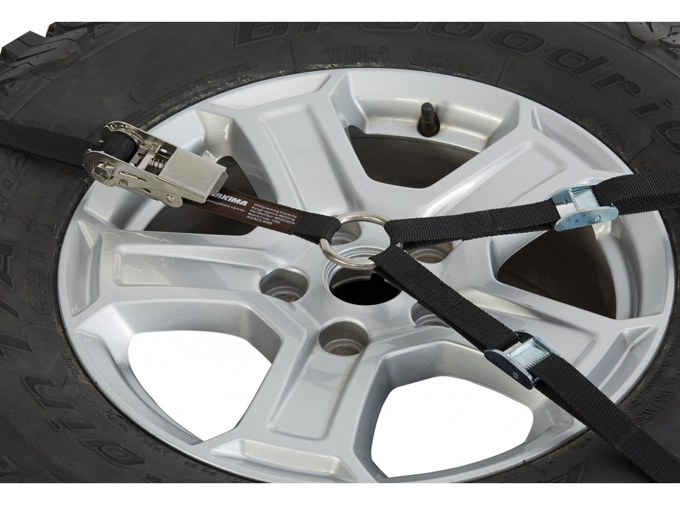 LockNLoad Spare Wheel Holder