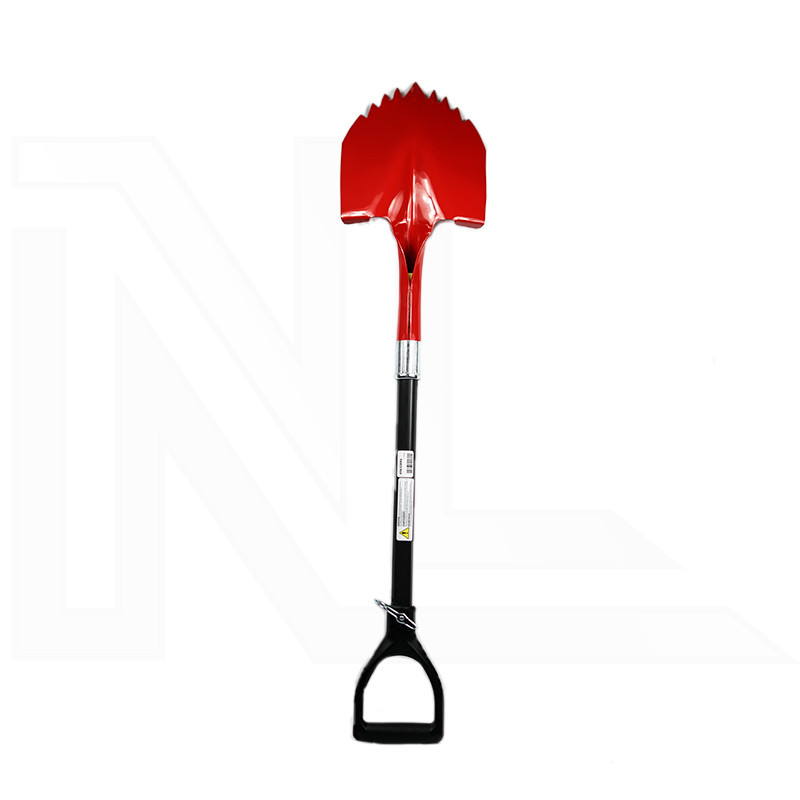 Super Shovel Red/Black