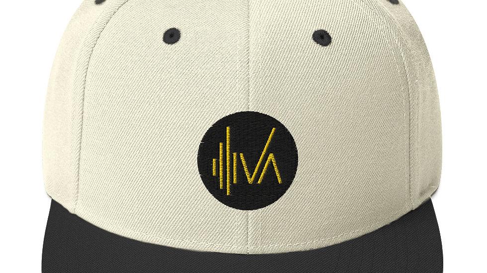 Iva Logo Snapback Hat