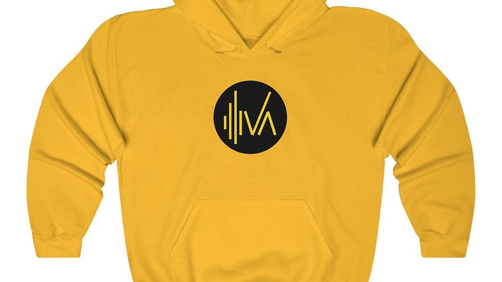 Iva Logo Unisex Hoodie