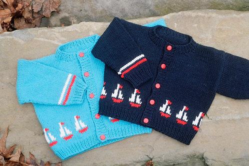 Nautical Children's Sweater