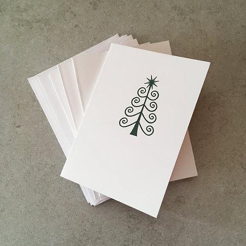 Tree Gift Card Set
