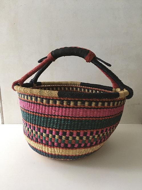 African Market Basket  - Large #101