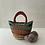 Thumbnail: African Market Basket  - Small Shopper #106