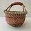 Thumbnail: African Market Basket  - Small Round #303