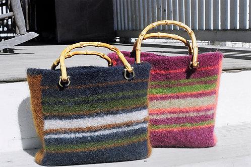Penobscot Felted Handbag