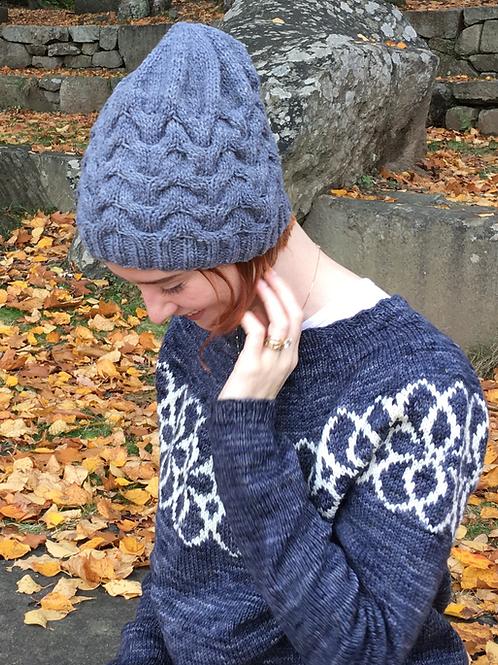 Snow Bowl Hat