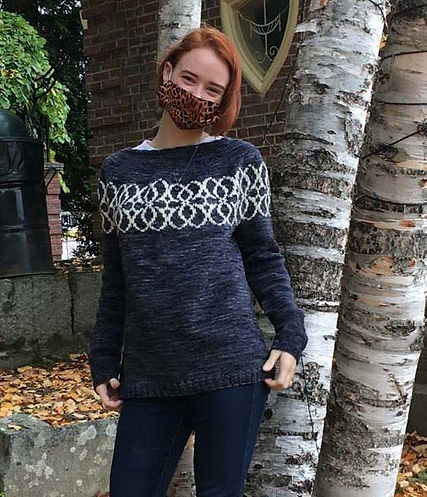 Cozy Knits from the Coast of Maine small