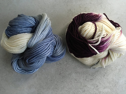 Swans Island Dip Dyed DK weight