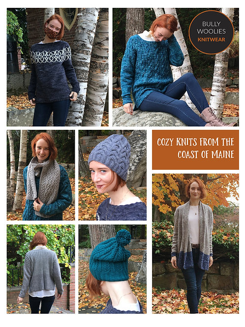 Cozy Knits from the Coast of Maine