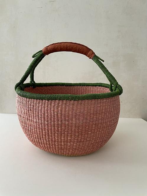 African Market Basket  - Large #113