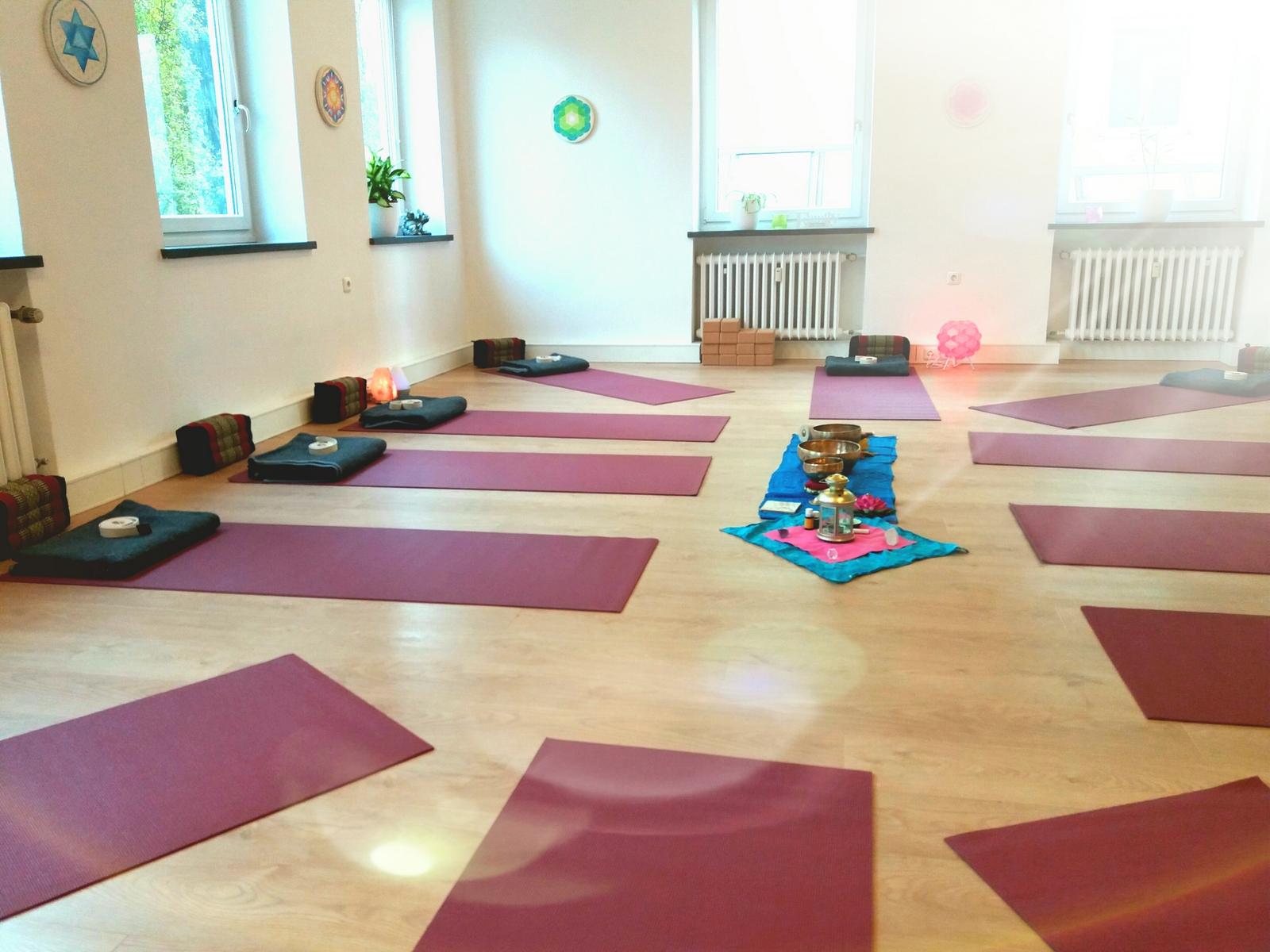 Yogaraum yoga-individuell.com