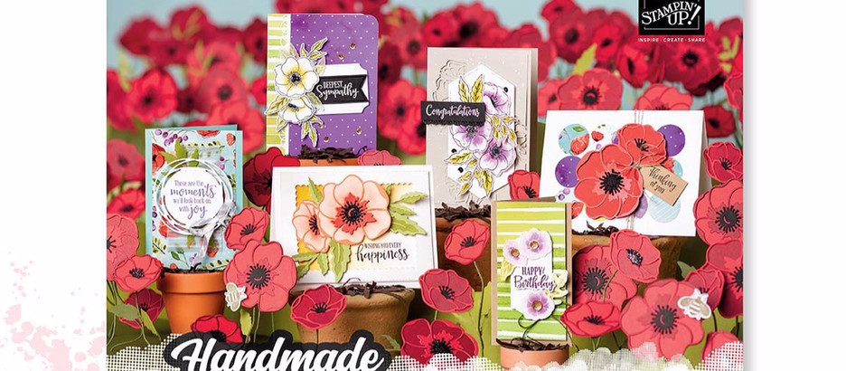 New Mini Catalog and Sale-A-Bration time!