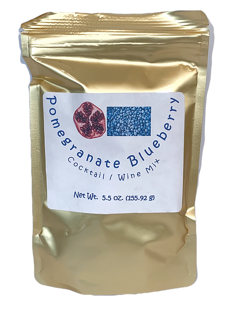 Pomegranate Blueberry Wine Mix