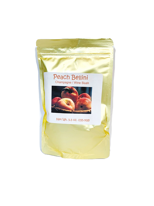 Peach Bellini Cocktail Mix