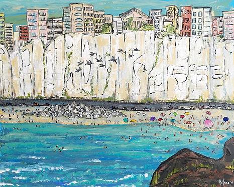 "Tropea, Italy Print 18x24"""