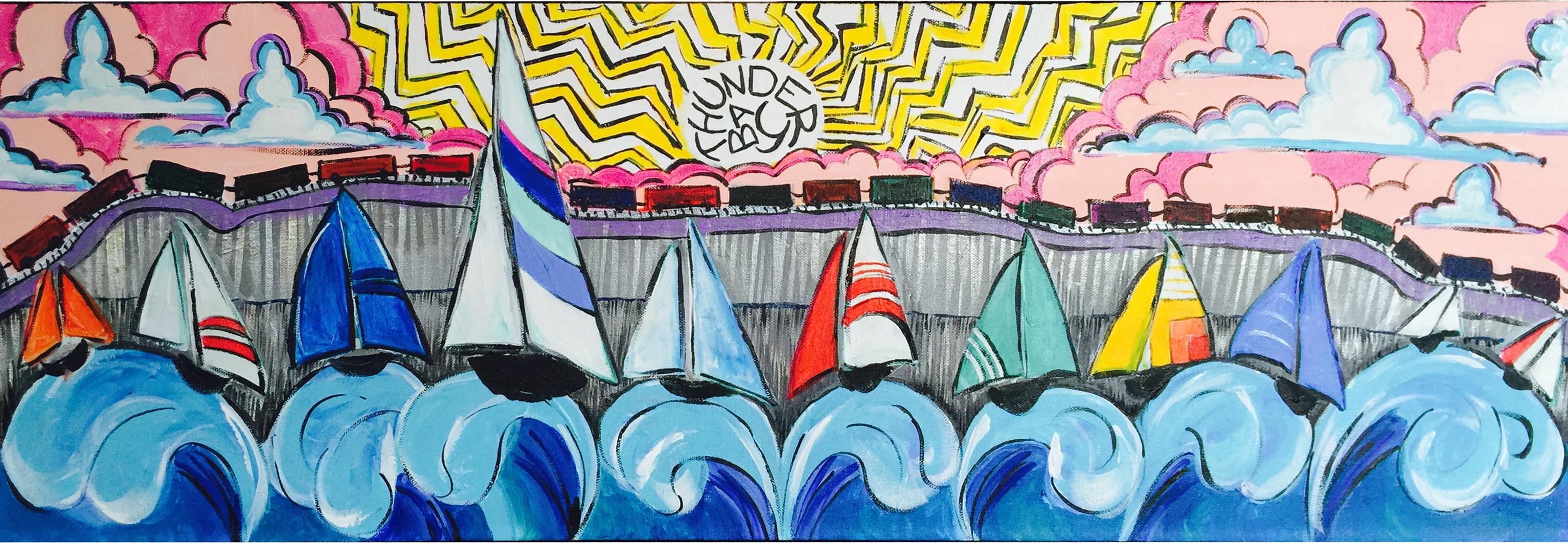 Sailing 1 (sold)