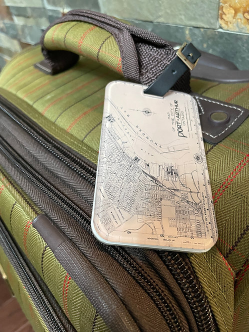 Port Arthur Luggage Tag