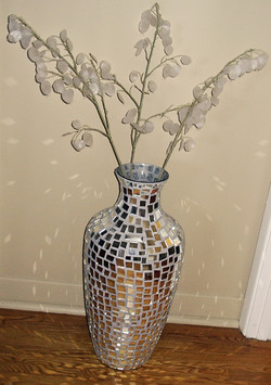 Mosaic Vase (sold)