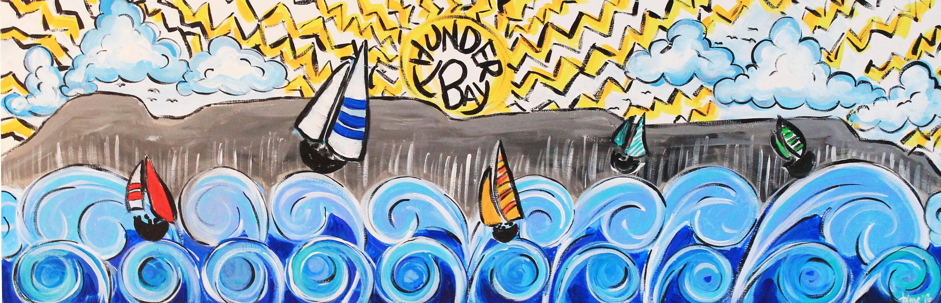 Sailing #2 (sold)