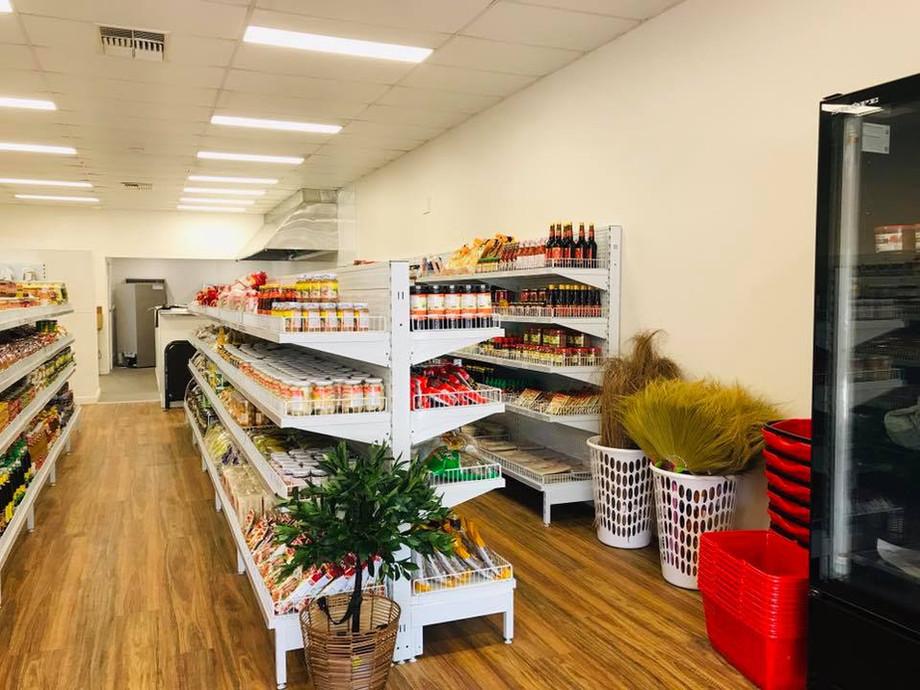 Asian Supermarket in Busselton