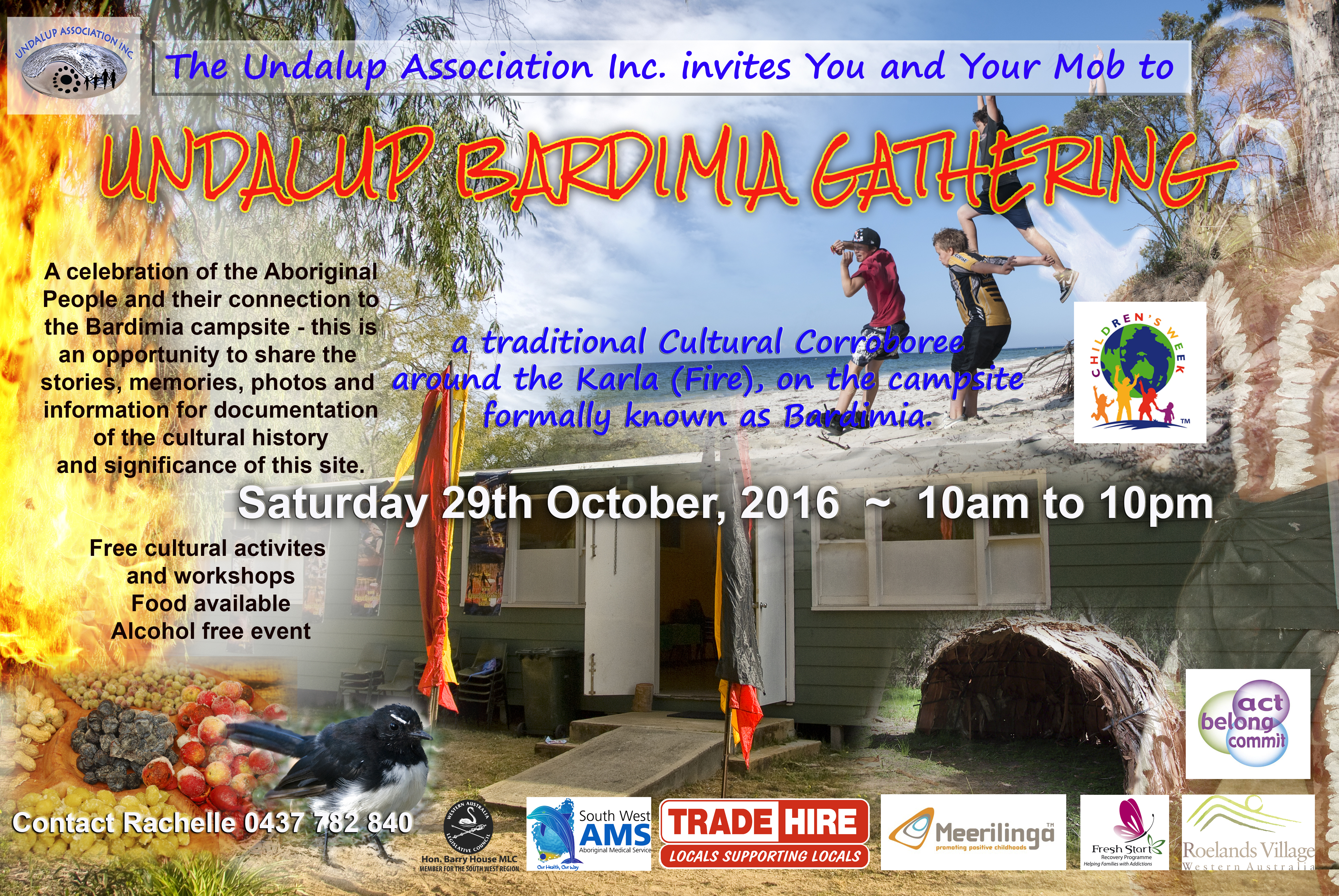 poster Bardimia gathering final