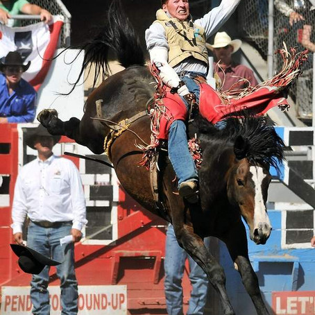 RODEO NFR 2018