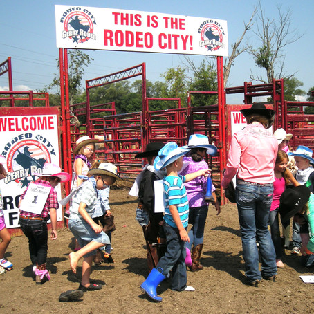 Gerry Rodeo Gives Back