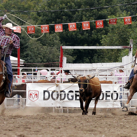 GERRY RODEO NEWS 7/28/19