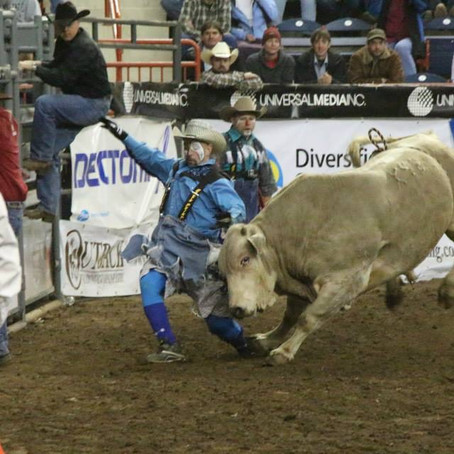 GERRY RODEO REGULARS DO WELL AT FIRST FRONTIER