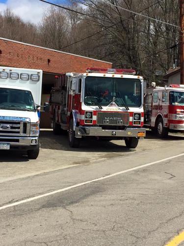 Gerry Volunteer Fire Department
