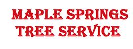 Maple Springs Tree Service