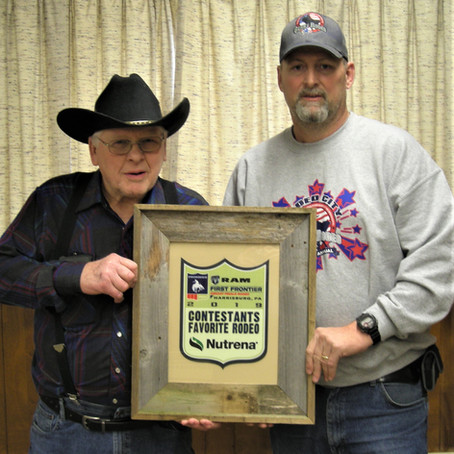Gerry Rodeo named 'Favorite Rodeo' 2019