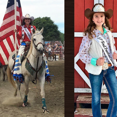 RODEO ROYALTY 2018